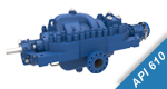 Multistage axially split, high-pressure pump: BB3