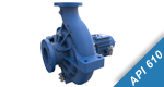 Single-stage Pumps: OH1, OH2, OH3