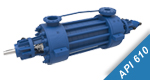 Multistage centrifugal pumps of sectional design: BB4